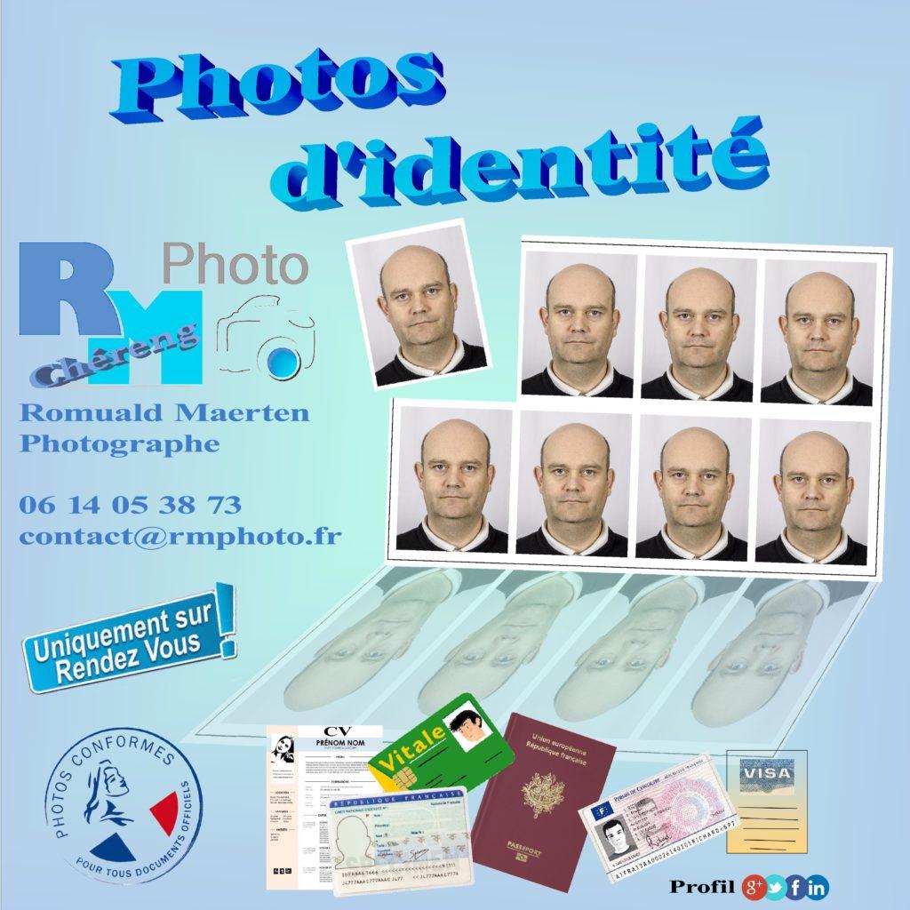 Photos d'identité sur Chéreng